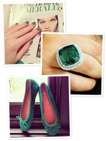 InStyle Emerald Instagram