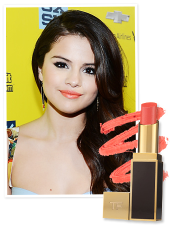 Selena Gomez SXSW Lipstick
