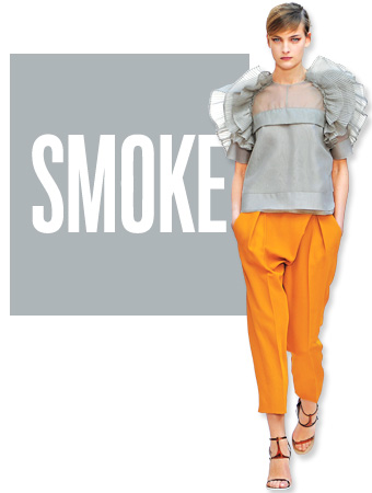 Smoke Color of the Day