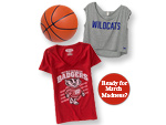 March Madness 2013 t-shirts