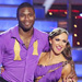 Dancing with the Stars Premiere: Karina Smirnoff and Jacoby Jones's Costumes Were All Ravens, All Over