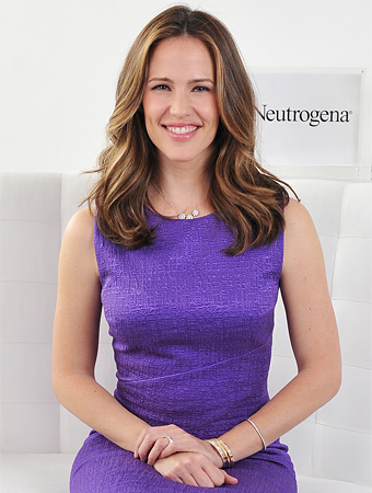 Jennifer Garner Neutrogena Sun Summit