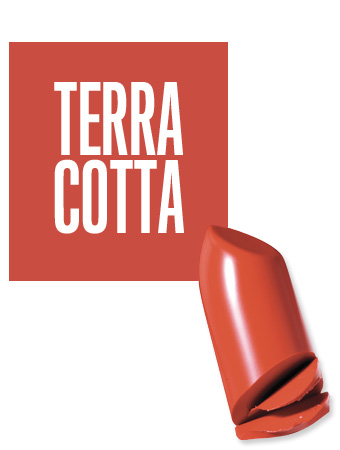 Terra Cotta Color of the Day