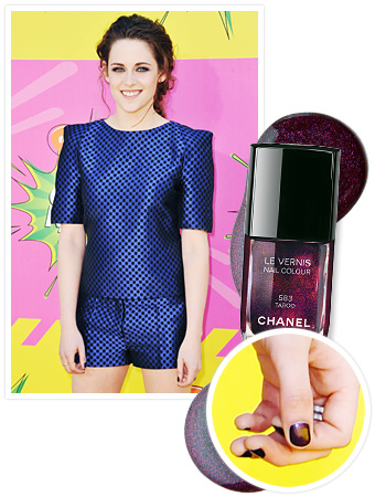 Kristen Stewart Kids Choice Awards 2013