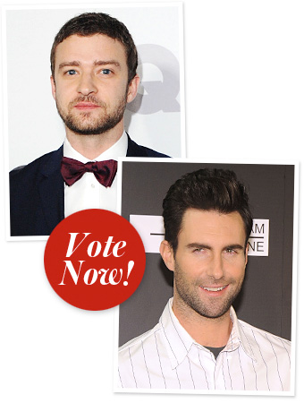 Justin Timberlake, Adam Levine