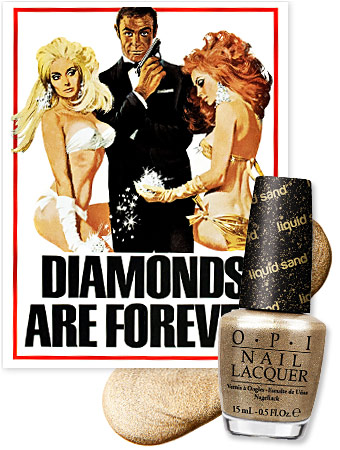 OPI - Bond Girls Collection - James Bond