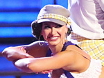 Jacoby Jones and Karina Smirnoff on Dancing with the Stars
