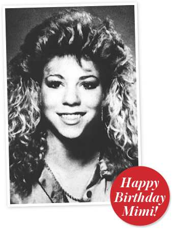 Mariah Carey Birthday