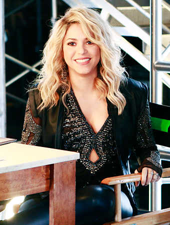Shakira Jacket