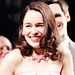 Game of Thrones Is Back Tonight! And Between Her Holly Golightly and Khaleesi Costumes, Emilia Clarke Prefers...