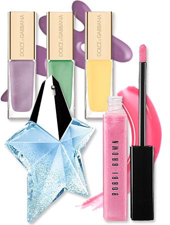 Pastel Makeup - Easter Makeup