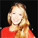 Found It! Now You Can Buy Blake Lively's Sexy Studded Red Leather Mini
