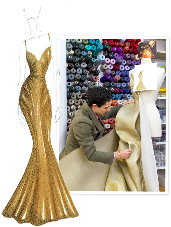 Zac Posen Magnum Dress