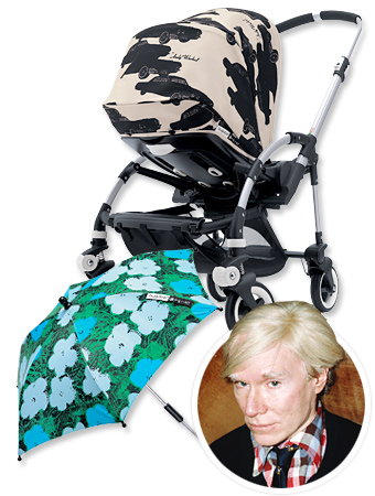 Andy Warhol Bugaboo