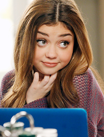 Sarah Hyland - Modern Family - Haley Dunphy
