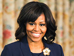 Michelle Obama Bangs - Michelle Obama Hair
