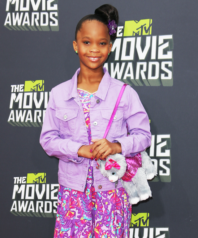 quvenzhane wallis purse