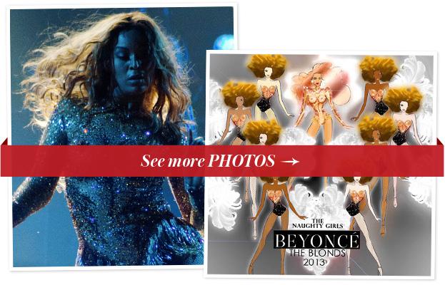 Beyonce World Tour Mrs. Carter Show