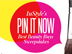 Best Beauty Buys Pin It Now Sweepstakes