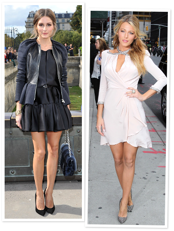 Olivia Palermo, Blake Lively