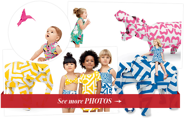 DVF GapKids 