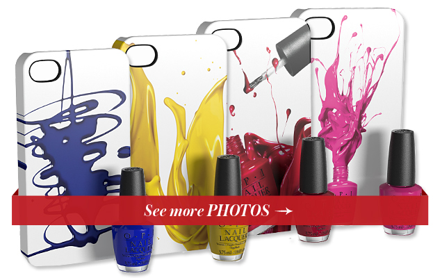 OPI Phone Cases