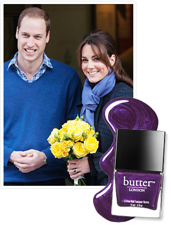 Butter London Nail Polish - Kate Middleton