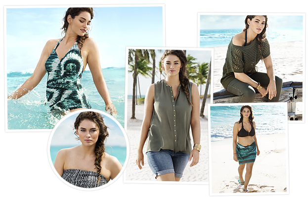 H&amp;M Beachwear Campaign