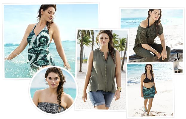 H&M Beachwear Campaign