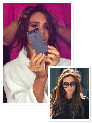 Victoria Beckham Haircut