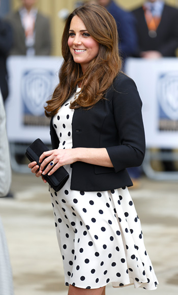 Kate Middleton Topshop