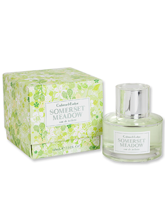 Mother's Day Fragrance - Crabtree & Evelyn - Somerset Meadow