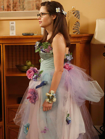 New Girl Prom Dress