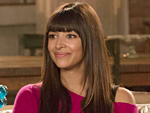 New Girl Cece Pink Sweater