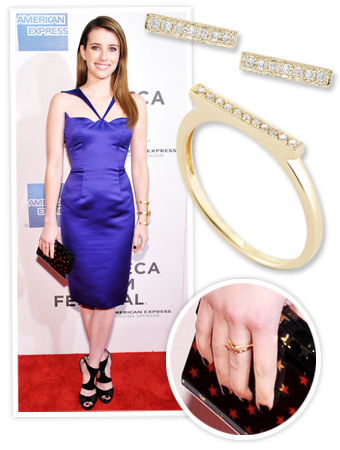 Emma Roberts Jewelry