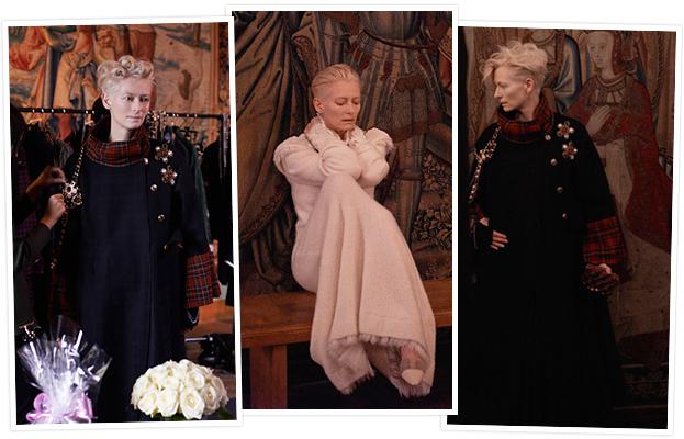 Tilda Swinton - Chanel