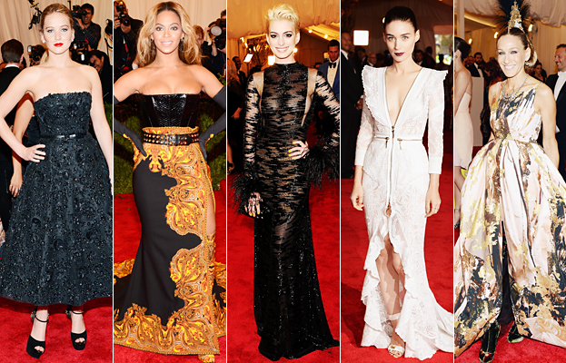 A-List Met Gala