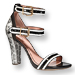 Shoes We Love: Pour La Victoire's Black and White Heels