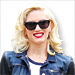 Giveaway Alert! Enter to Win Gwen Stefani's Two-Tone Jacket by Paige Denim
