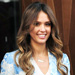 Found It! Jessica Alba's Floral Blazer by Tibi
