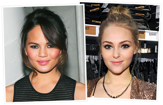 Chrissy Teigen, AnnaSophia Robb