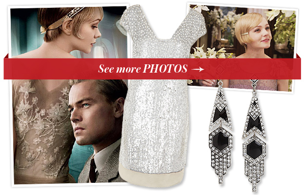 Great Gatsby Shopping
