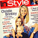 #ThrowbackThursday Mother's Day Edition: Christie Brinkley With Alexa Ray and Jack
