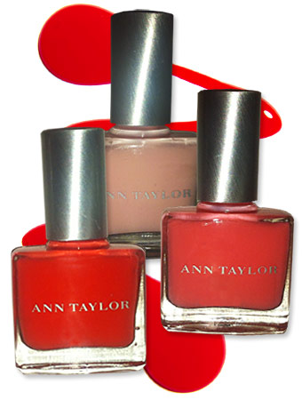 Ann Taylor Nail Polish