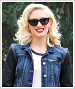 Enter to Win Gwen Stefani's Mixed Media Jean Jacket