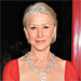 Found It! Helen Mirren's Bronze Tory Burch Clutch