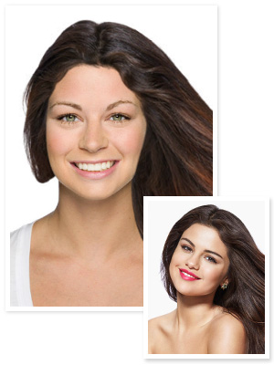 Selena Gomez Hairstyle