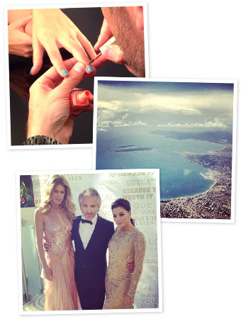 Cannes' Best Instagrams