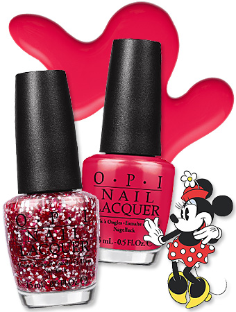 OPI - Minnie Mouse - Couture De Minnie