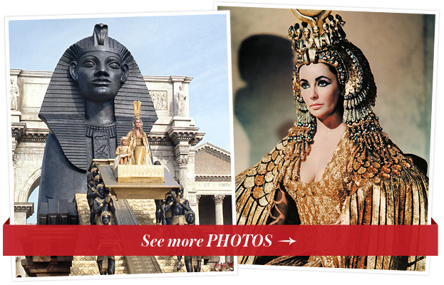 Cleopatra Returns to Cannes
